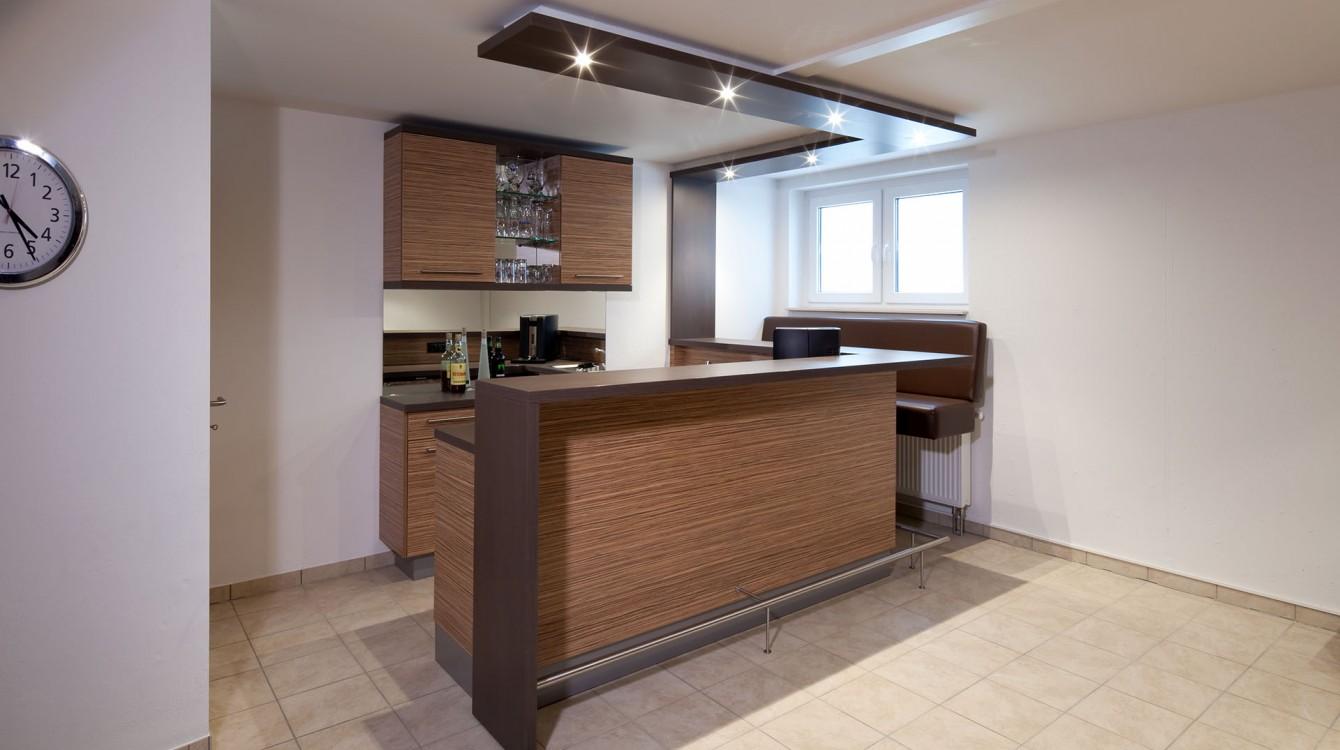 Hausbar Design hausbar für gemüdliche stunden glaescher design innenausbau
