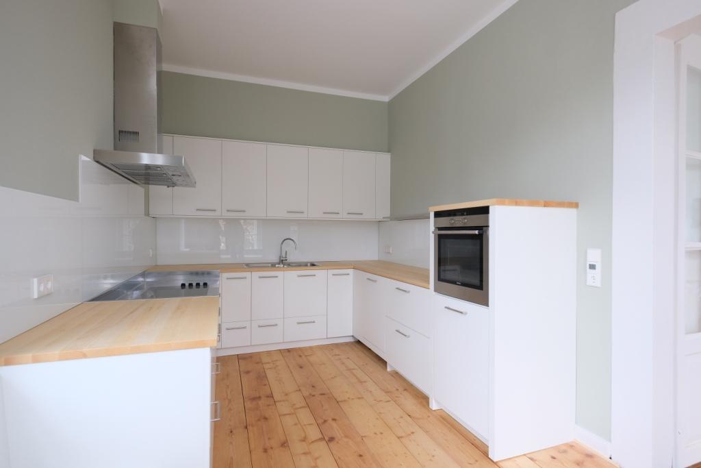 Küche mit Sitzbank - Glaescher Design & Innenausbau ...